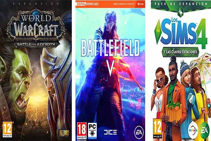 Los mejores juegos de PC para jugar en este momento