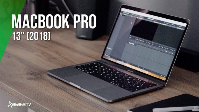 MacBook Pro 13 pulgadas (2019) Revisión