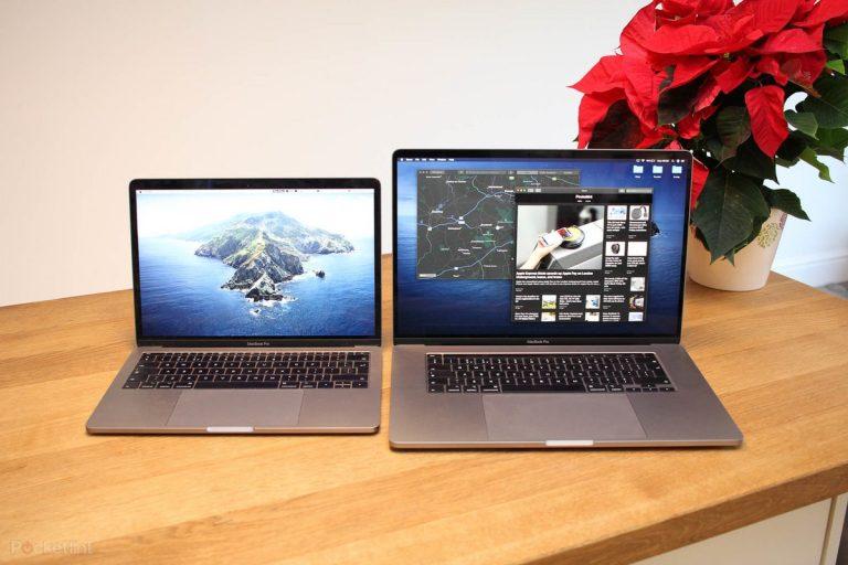 MacBook Pro de 16 pulgadas podría tener esta actualización masiva