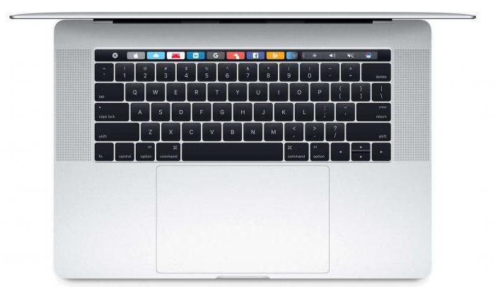 MacBook Pro Touch Bar podría moverse a la barra espaciadora, y estamos confundidos