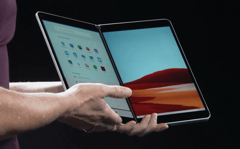 Más allá de Surface Neo: todas las laptops Windows 10X de pantalla dual que vienen