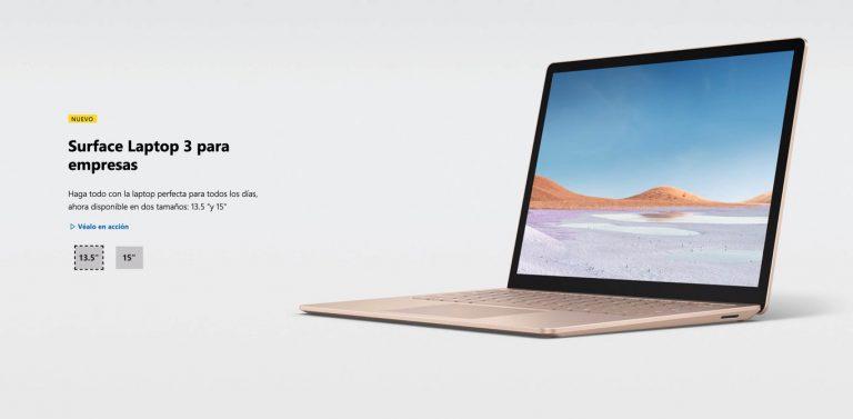 No, en realidad no puede quitar el SSD extraíble del Surface Laptop 3