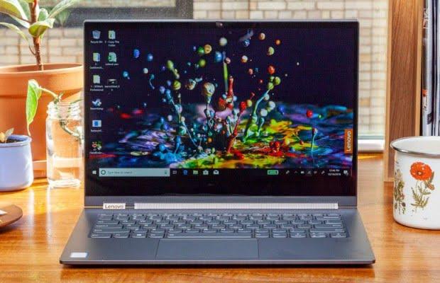 Oferta de Lenovo Yoga C930: modelo 4K ahora € 500 de descuento para Black Friday