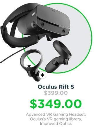 Oferta VR Black Friday: el excelente Oculus Rift S tiene un descuento de € 50
