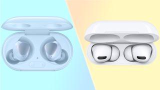 Olvídese de AirPods Pro, Galaxy Buds Plus alcanzó el precio más bajo en la oferta de auriculares baratos