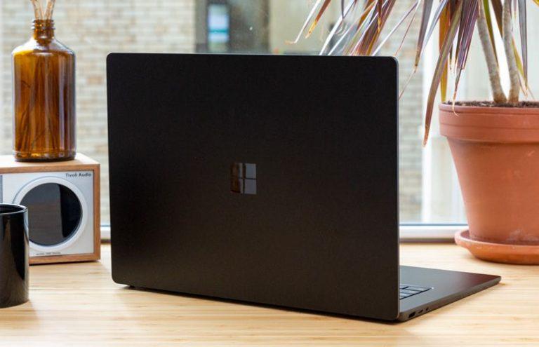 Posiblemente se filtraron las especificaciones de Surface Laptop 4: espere nuevas CPU potentes