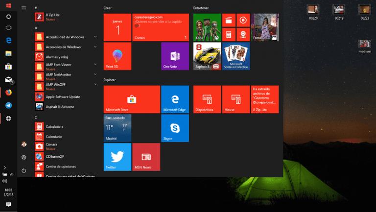 ¿Qué hacer cuando la barra de tareas de Windows no se oculta automáticamente?