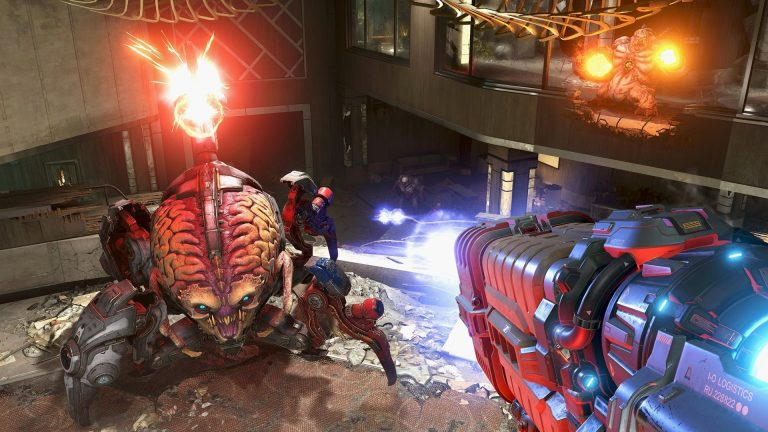 Revisión de Doom Eternal: así es como se ejecuta en PC