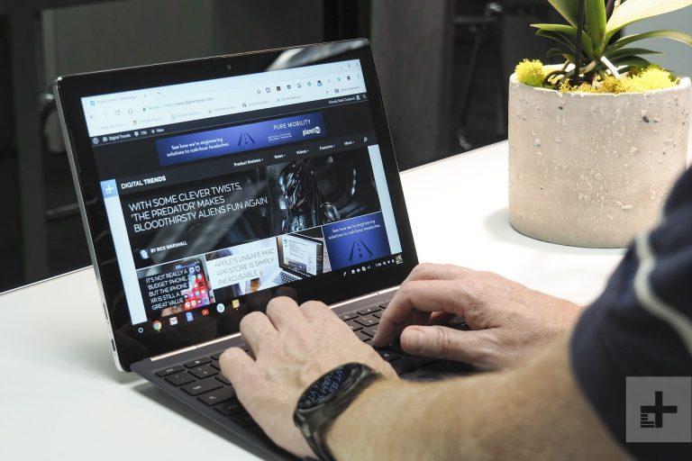 Revisión de HP Chromebook 15