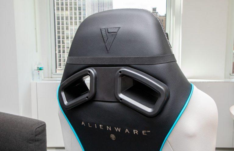 Revisión de la silla de juego Alienware S5000