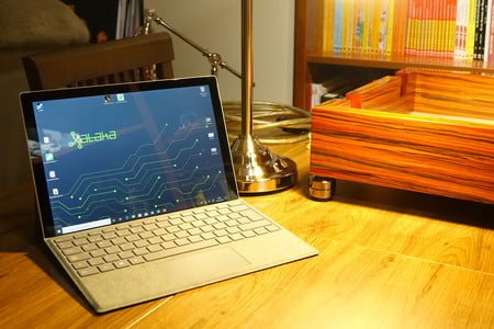 Revisión de Microsoft Surface Laptop 2