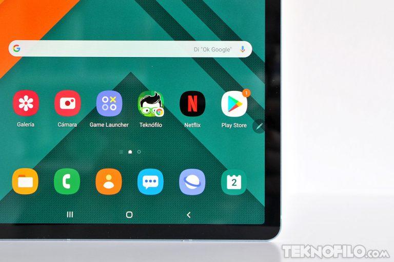 Revisión de Samsung Galaxy Tab S6