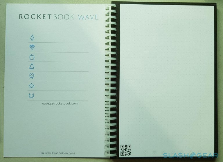 Rocketbook Wave Smart Notebook Review