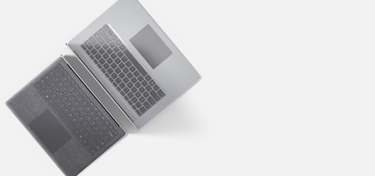 Surface Laptop 3 de Microsoft cuenta con un panel de 15 pulgadas, CPU AMD