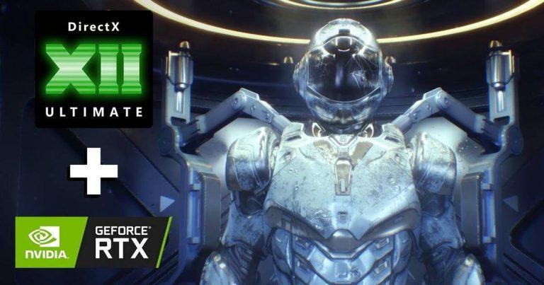 Xbox Series X, juegos de PC para aumentar los gráficos con el nuevo DX12 Ultimate