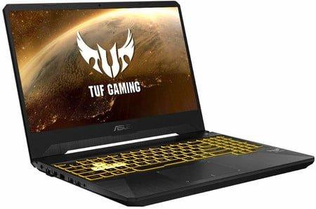 La computadora portátil para juegos Asus TUF FX505 ahora cuesta € 899, su precio más bajo hasta ahora