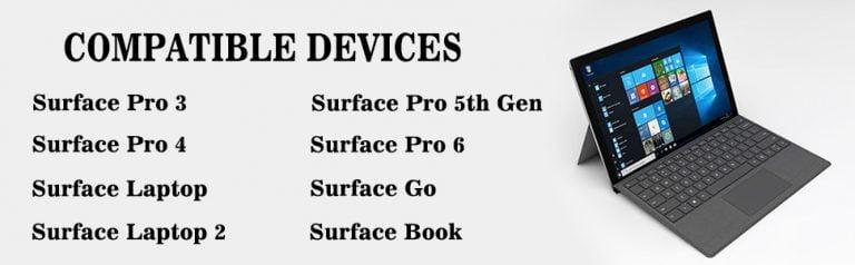 ¿Qué superficie es adecuada para usted? Pro X vs Pro 7 vs Laptop 3 vs Go 2