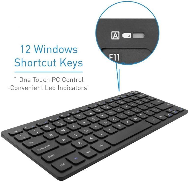 Esta adorable computadora portátil es más pequeña que un teléfono, y ejecuta Windows 10