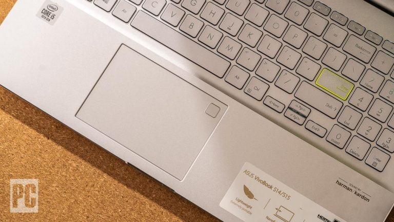 Asus VivoBook S15 (S533F) revisión