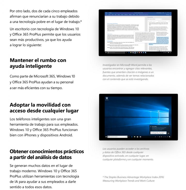 Las aplicaciones de Microsoft 365 Office para obtener un rediseño importante, y esto cambiará tu forma de trabajar