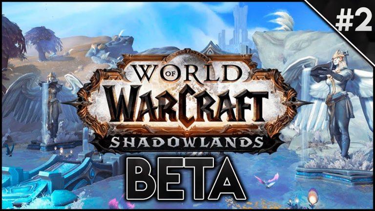 Impresiones de la beta de World of Warcraft: Shadowlands