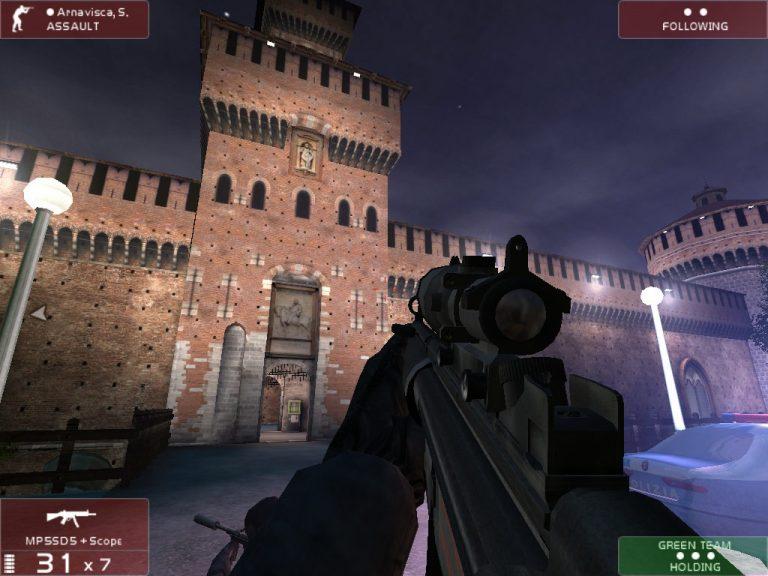 Jugabilidad de Rainbow Six Siege con Sam Fisher de Splinter Cell: cómo mirar