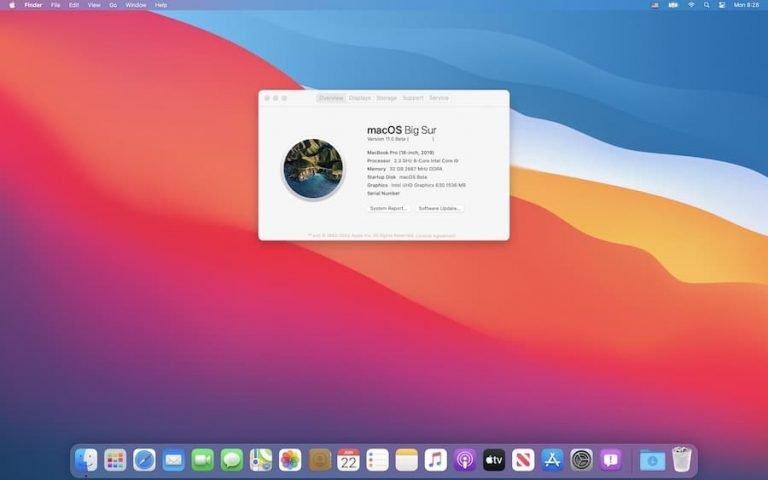 macOS Big Sur beta ya está disponible: cómo instalarlo