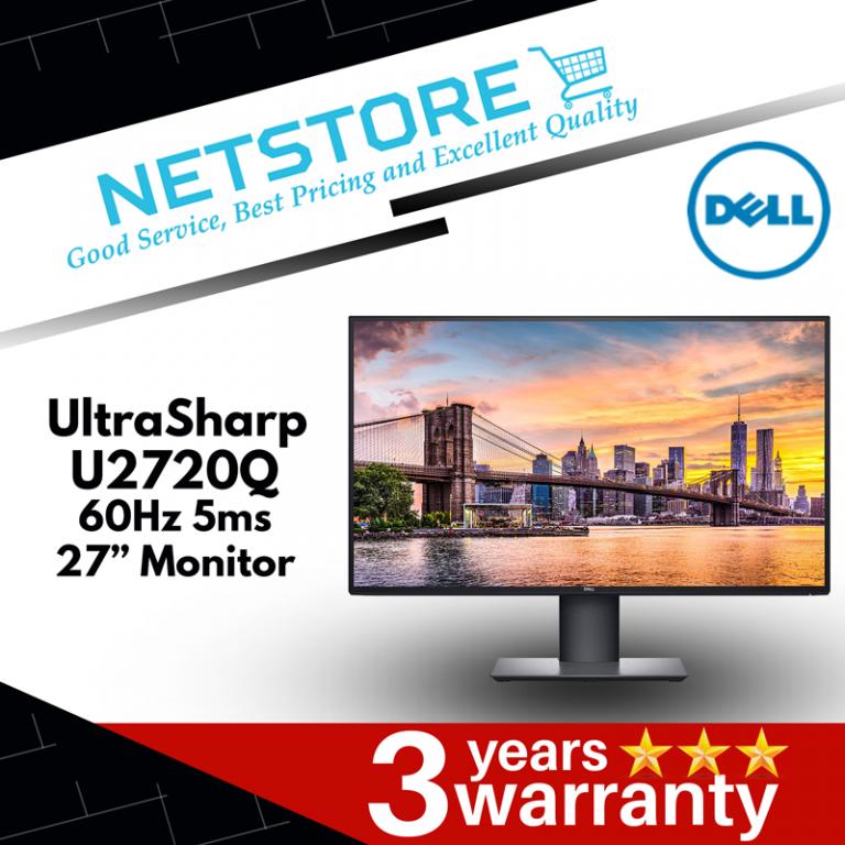 Revisión de Dell Ultrasharp 27 4K U2720Q