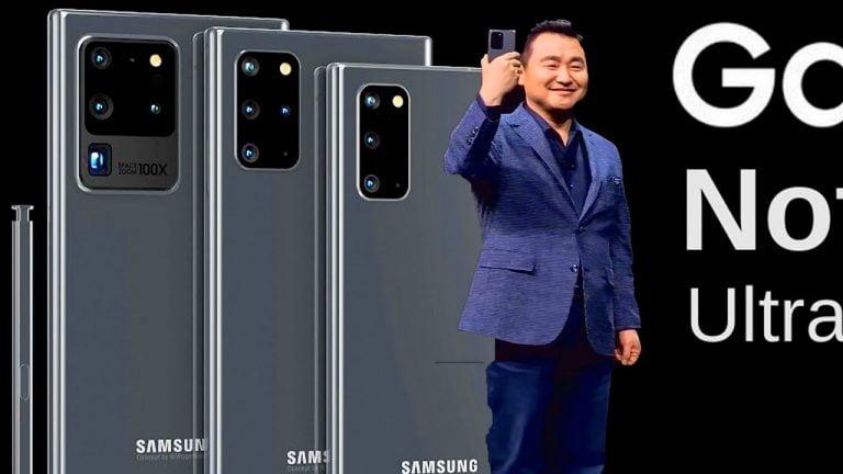 Samsung Galaxy Note 20 vs Galaxy Note 20 Ultra: ¿Qué teléfono debes comprar?