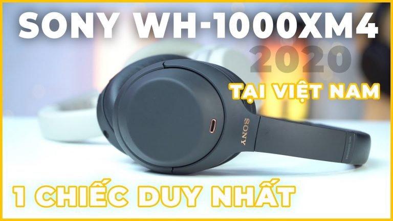 Sony WH-1000XM4 revisión