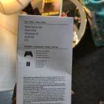 Xbox Series S confirmado por el empaque del controlador: la consola económica es real