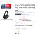 Los auriculares con cancelación de ruido de Sony y el paquete Sony Xperia 1 tienen un descuento de € 549 en la oferta de Prime Day
