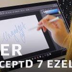 Revisión de Acer ConceptD 3 Ezel