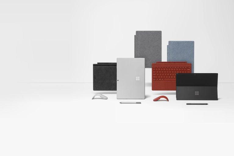 Surface Laptop Go de Microsoft es la laptop Surface más liviana y barata hasta la fecha