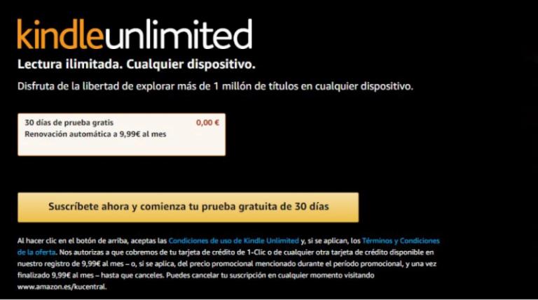 ¡Amazon Kindle Oasis tiene ahora € 75 de descuento en la épica oferta del Cyber Monday!