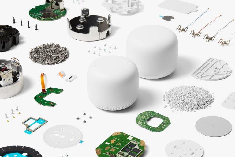 ¡Mejora tu lugar! El paquete de 2 enrutadores Wi-Fi Google Nest alcanza el precio más bajo (€ 80 de descuento) en la oferta del Cyber Monday