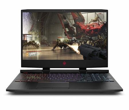 ¡Oferta de portátil para juegos de Black Friday! HP Omen 15 solo € 899, y viene con un mouse y auriculares