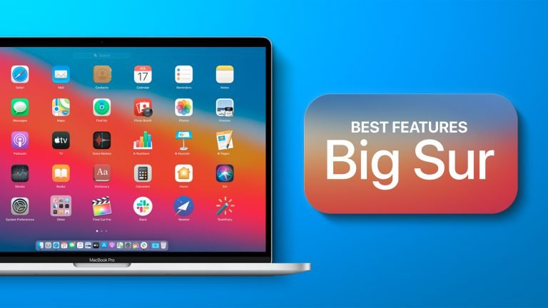 Revisión de macOS Big Sur