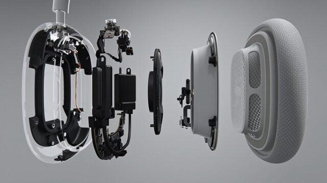 AirPods Max elimina una de las características de gama alta de Apple a pesar del precio de € 549