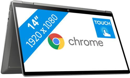 Revisión de HP Chromebook x360 14c