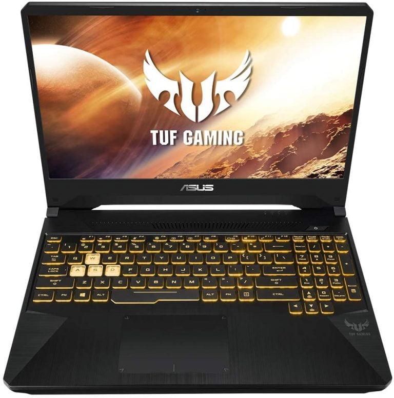 ¡Actua rapido! Ahorre € 130 en la computadora portátil Asus TUF Gaming con gráficos GTX 1650