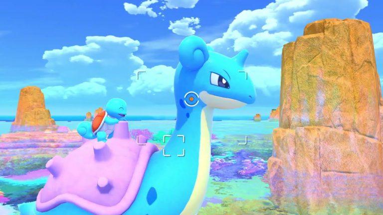 Anunciada la nueva fecha de lanzamiento de Pokémon Snap para Nintendo Switch
