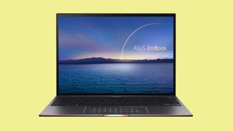 Asus'ZenBook S está repleto de características modernas, pero hay una gran omisión