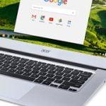 CES 2021: Acer Chromebook Spin 514 con una CPU AMD promete una batería de larga duración