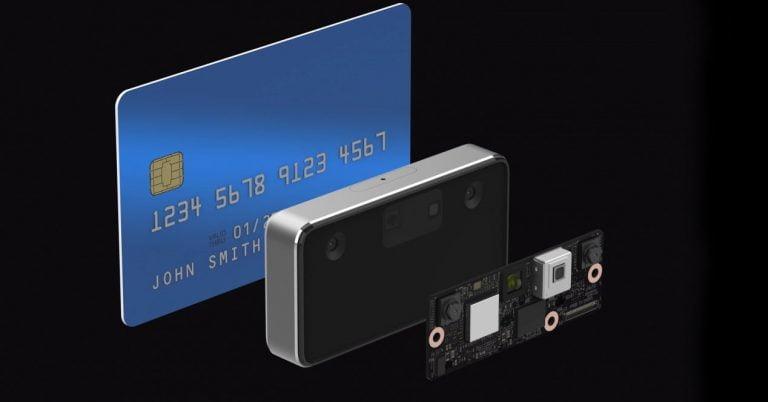 Intel presenta el reconocimiento facial RealSense ID: muévase, Face ID