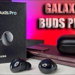 La actualización de Samsung Galaxy Buds Pro mejora la calidad del sonido