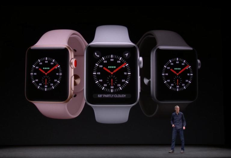 Obtenga un Apple Watch 3 por solo € 169 en Best Buy