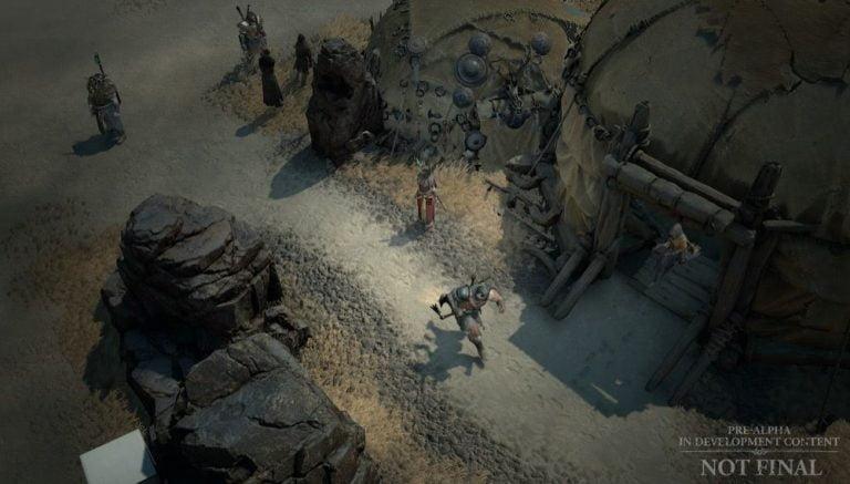 El mundo abierto de Diablo 4 se vuelve más interactivo y vivo que nunca