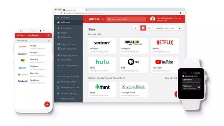 LastPass Free incluye una característica importante: aquí están las mejores alternativas