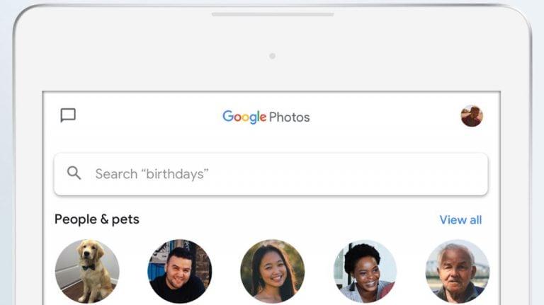 Cómo liberar espacio para Google Photo